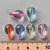 Transparent Acrylic BeadsTACR-S154-26A-4