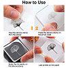 PVC Plastic StampsDIY-WH0167-56-15-5