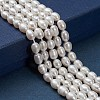 Natural Cultured Freshwater Pearl Beads StrandsPEAR-T001-06C-5