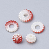 Imitation Pearl Acrylic BeadsOACR-T004-10mm-10-3