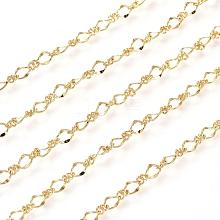 Brass Figure 8 Chain CHC-G007-02G