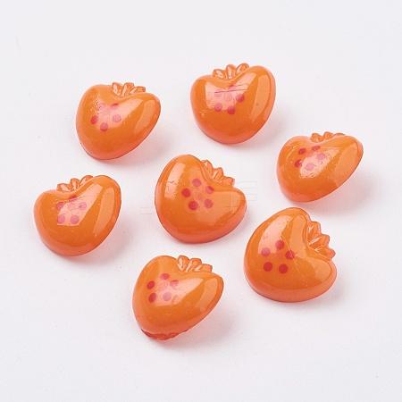 Acrylic Shank ButtonsX-BUTT-E013-06-1