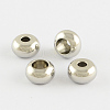 Mixed 304 Stainless Steel Rondelle BeadsX-STAS-Q175-04-1
