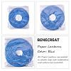 BENECREAT Decoration Accessories Paper Ball LanternAJEW-BC0003-04-3