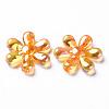 Transparent Acrylic BeadsTACR-S154-35C-919-2