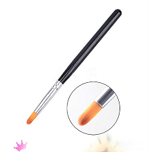 Saw Shape Nail Art Brush Pen MRMJ-G007-23