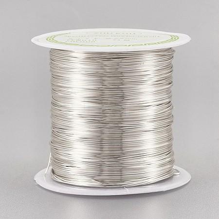 Copper Wire Copper Beading WireCWIR-F001-S-0.5mm-1
