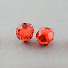 Transparent Acrylic Beads X-TACR-S113-20mm-15