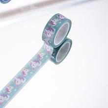 DIY Scrapbook Decorative Adhesive Tapes DIY-F016-P-04