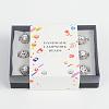 Ice Cream Handmade Lampwork BeadsLAMP-F006-18-4