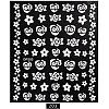 Nail Art Stickers DecalsMRMJ-TA0004-C03-1