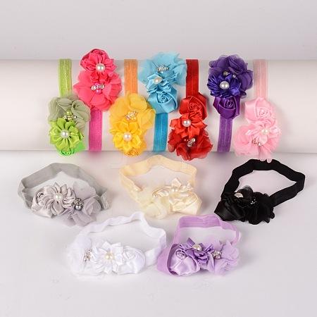 Elastic Baby HeadbandsOHAR-S115-M21-1