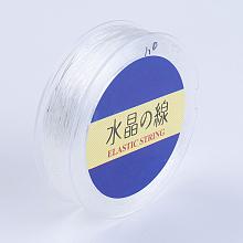 Japanese Flat Elastic Crystal String EW-G007-02-0.8mm