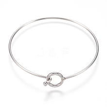 304 Stainless Steel Bangle Making STAS-I081-02P