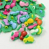 Acrylic Shank ButtonsX-BUTT-E003-M-1