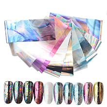 Shiny Laser Nail Glitter Stickers MRMJ-T009-019C