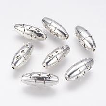 CCB Plastic Beads CCB-J035-036AS