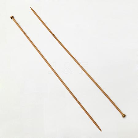 Bamboo Single Pointed Knitting NeedlesTOOL-R054-3.25mm-1
