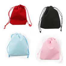 Velvet Jewelry Bags TP-C001-50x70mm-M