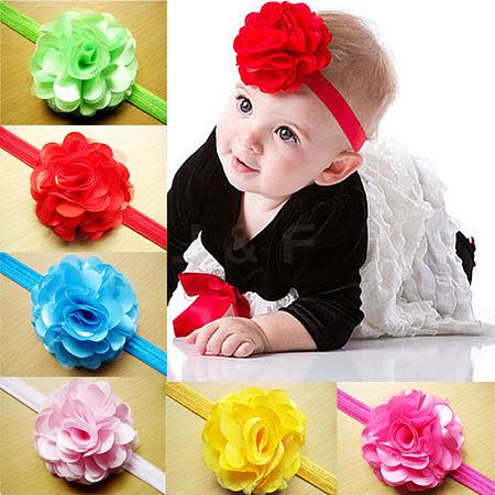 Elastic Baby HeadbandsOHAR-S115-M10-1