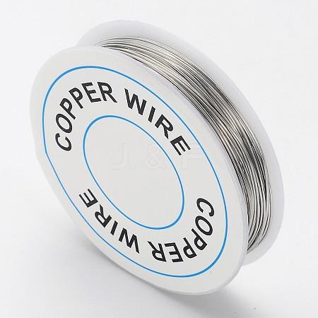 Copper Jewelry WireX-CW0.6mm006-1