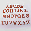 Large Natural Wood Letters for ChristmasDIY-WH0181-67-1