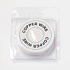 Copper Jewelry WireX-CW0.6mm006-3