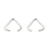 Brass Triangle Rings KK-L201-01S-2