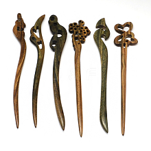 Verawood Hair Sticks OHAR-R269-02