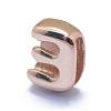 925 Sterling Silver European BeadsSTER-E064-01E-RG-2