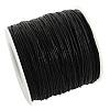 Environmental Waxed Cotton Thread CordsYC-R008-1.0mm-332-1