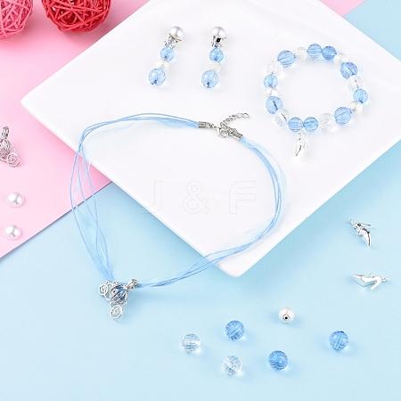 Fairy Tale Theme DIY Jewelry Set MakingDIY-JP0003-81-1