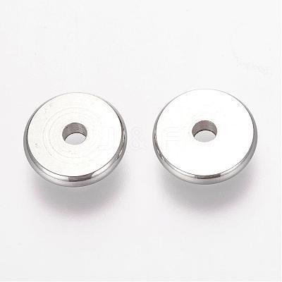 304 Stainless Steel Spacer BeadsSTAS-P118-08-1
