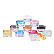 5G Bottom Plastic Empty Face Cream Box MRMJ-WH0011-G-M