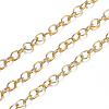 Brass Cable ChainsCHC-CHC034Y-G-NF-2