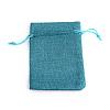 Burlap Packing Pouches Drawstring BagsABAG-Q050-15x20-17-1