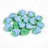 Acrylic Strawberry Shank ButtonsBUTT-E021-B-08-1