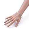 Rectangle Glass Seed Beads Stretch BraceletsBJEW-JB05297-03-3