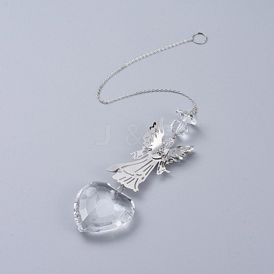 Crystals Chandelier Suncatchers PrismsAJEW-G025-E01-1