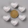 Transparent Acrylic BeadsTACR-S152-08C-06-3