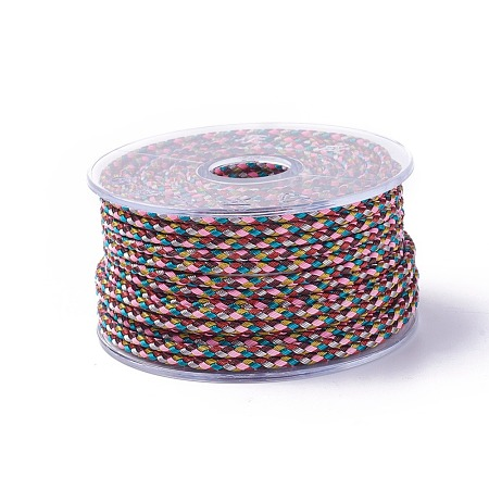 Braided Steel Wire Rope CordOCOR-G005-3mm-A-16-1