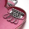 Shining Rectangle PU Leather Key CasesAJEW-M016-02-4