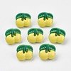 Acrylic Shank ButtonsX-BUTT-E043-10-1