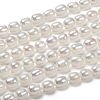 Natural Cultured Freshwater Pearl Beads StrandsPEAR-T001-06C-3