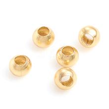 Brass Spacer Beads KK-L155-22MG