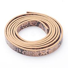 PU Leather Cord X-LC-D005-04