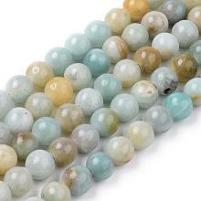 Natural Amazonite Beads Strands G-L476-12