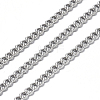 Brass Twisted ChainsCHC-S095-P-NF-2