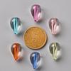 Transparent Acrylic BeadsTACR-S154-26A-3