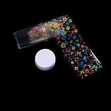 Transfer Foil Nail Art Sticker For Nail Tips Decorations X-MRMJ-Q096-07